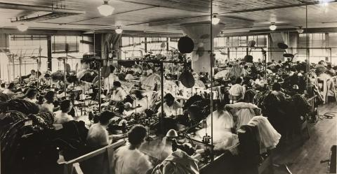 Donnelly Garment Company interior